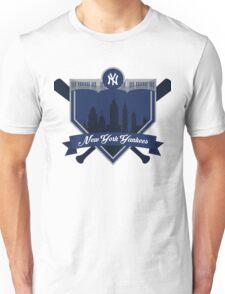 New York Yankees - Badge / Alternate Logo Unisex T-Shirt
