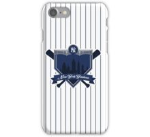 New York Yankees - Badge / Alternate Logo iPhone Case/Skin