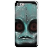 The EYES... a window to the soul. iPhone Case/Skin
