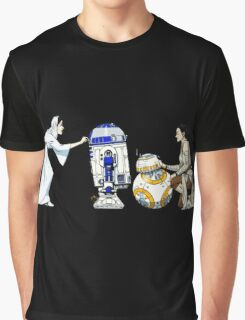Droid Generation Graphic T-Shirt