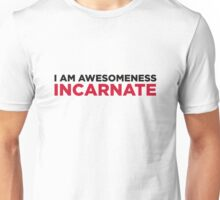 I am the figment of awesome! Unisex T-Shirt