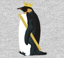 Emperor Penguin One Piece - Long Sleeve