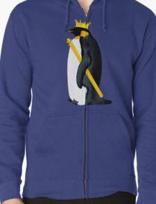 Emperor Penguin Zipped Hoodie