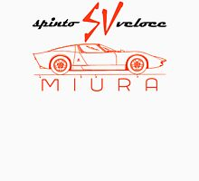 MIURA SUPERCAR Unisex T-Shirt