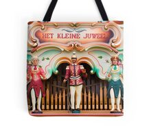 Fairground Organ Tote Bag