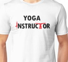 Yoga Instructor Unisex T-Shirt