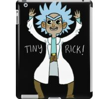 Tiny Rick iPad Case/Skin
