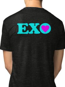 ♥♫I Love EXO Fabulous K-Pop Clothes & Stickers♪♥ Tri-blend T-Shirt