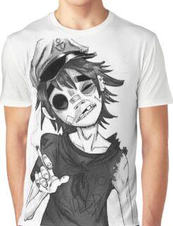 0 murdoc Graphic T-Shirt