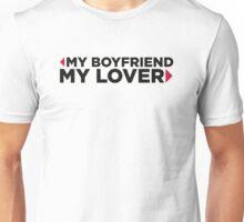 Boyfriend Lover (2c) Unisex T-Shirt