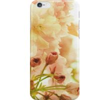 Dreaming in Blossoms iPhone Case/Skin