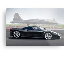 Ferrari Enzo 'Air Musuem' I Metal Print