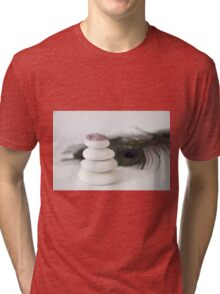 Light Of Zen Tri-blend T-Shirt