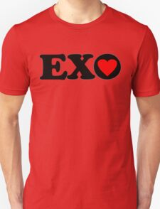 ♥♫I Love EXO Fabulous K-Pop Clothes & Stickers♪♥ Unisex T-Shirt