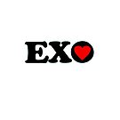 ♥♫I Love EXO Fabulous K-Pop Clothes & Stickers♪♥ by Fantabulous