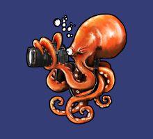 Octopus Reporter Unisex T-Shirt