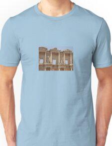 Ephesus - Library Facade Unisex T-Shirt