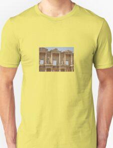 Ephesus - Library Facade T-Shirt