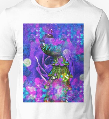 Peacock Glory Unisex T-Shirt