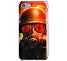 Hunk - The Umbrella Chronicles iPhone Case/Skin