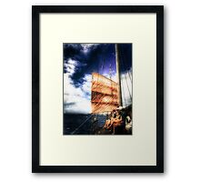 Tourism by Bonaire  Framed Print