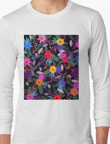 Floral 3 Long Sleeve T-Shirt