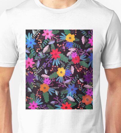Floral 3 Unisex T-Shirt
