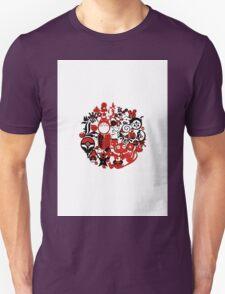 Japan Geek Unisex T-Shirt
