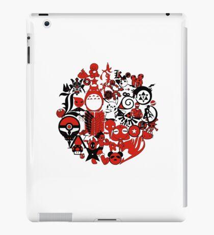 Japan Geek iPad Case/Skin