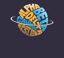 Alphas and Betas Unisex T-Shirt