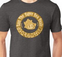 Save The Super Sea Snails LOGO Unisex T-Shirt