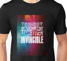 Muse Invincible Unisex T-Shirt