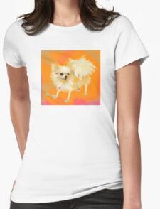 Dog Chihuahua Orange T-Shirt