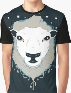 Counting Sheep Graphic T-Shirt