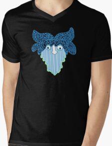 Waterfall Ghost Mens V-Neck T-Shirt