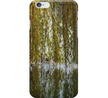 Curtains On The Water iPhone Case/Skin