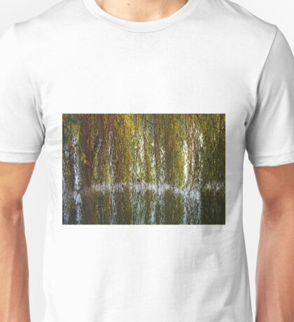 Curtains On The Water Unisex T-Shirt