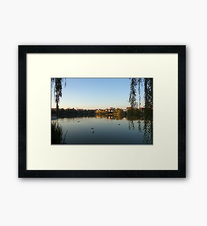 A Piece Of Nature Framed Print
