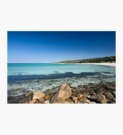 Meelup Beach, Dunsborough, Western Australia Photographic Print