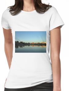 Lakescape Womens Fitted T-Shirt