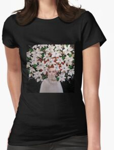 December Girl Womens Fitted T-Shirt