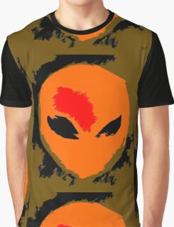 Anime Alien by Raphael Terra Graphic T-Shirt