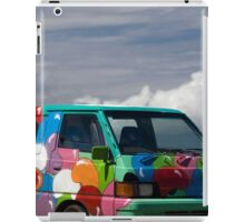 Colourful Transport Hippie Bus iPad Case/Skin