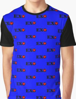 ♥♫I Love EXO Fabulous K-Pop Clothes & Stickers♪♥ Graphic T-Shirt