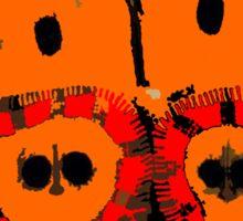 Ancient Aboriginal Aliens by Raphael Terra Sticker