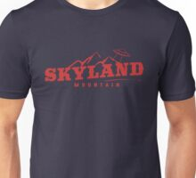 The X Files: Skyland Mountain  Unisex T-Shirt