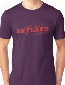 The X Files: Skyland Mountain  Unisex T-Shirt