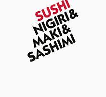 Sushi Nigiri Maki Sashimi Unisex T-Shirt