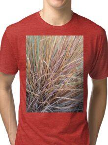 Rainbow grass Tri-blend T-Shirt