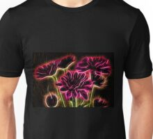 Glowing Bouquet Unisex T-Shirt